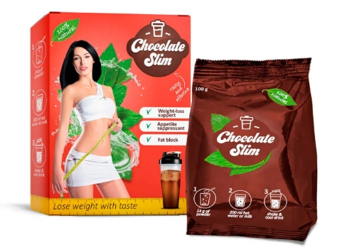 Chocolate Slim catena